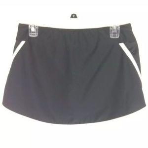 BCG BLACK Tennis Skort SMALL